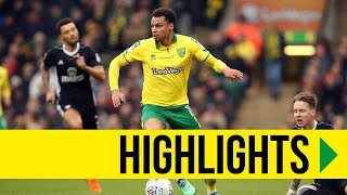 HIGHLIGHTS: Norwich City 0-2 Fulham