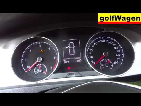 VW Golf 7 comfort turn signal set to 5 blink on VCDS-VAG /tutorial/