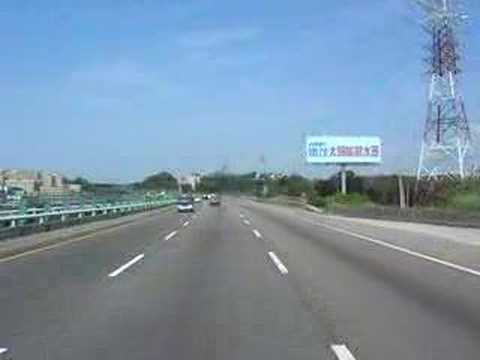 Taiwan Freeway No.3 Siangshan IC→Hsinchu SIC