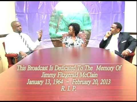R. I. P.  Jimmy J Mac McClain (Interviewed in 2011 by Robin L. Cooper)