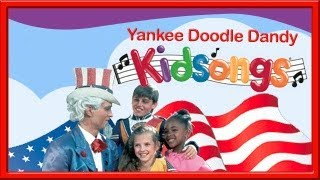 Yankee Doodle Dandy part 1 by Kidsongs