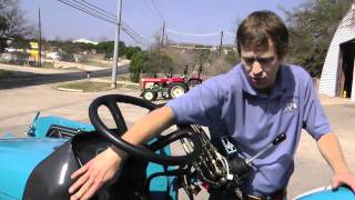 S3010 Compact Tractor from LS Tractor, Loader, 4x4, diesel engine, reviewed by RCO Tractor Thumbnail