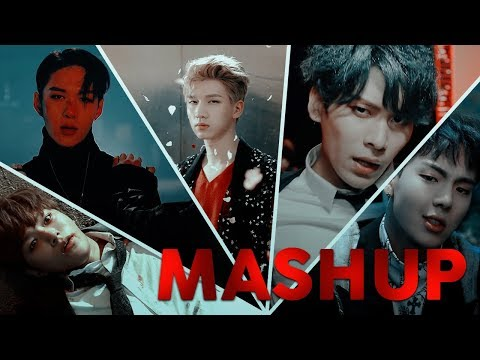 [MASHUP] MONSTA X & SF9 & INFINITE & VIXX & BTOB ::