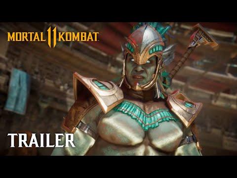 Mortal Kombat 11 – Official Kotal Kahn Reveal Trailer thumbnail