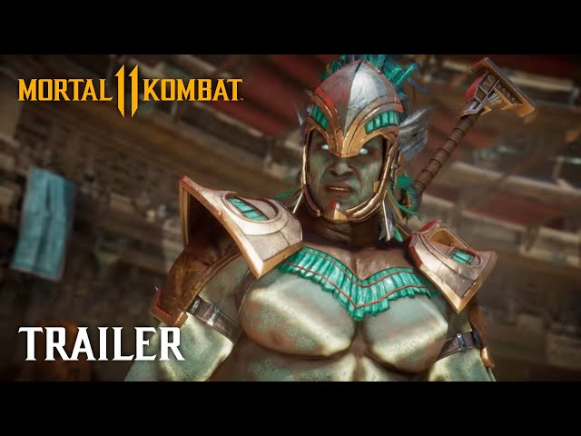 Mortal Kombat 11 – Official Kotal Kahn Reveal Trailer