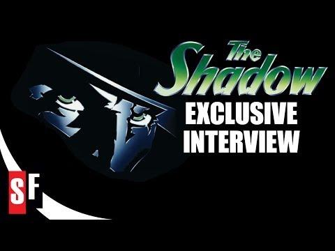 The Shadow (1994) Alec Baldwin, David Koepp, and Penelope Ann Miller Interview HD
