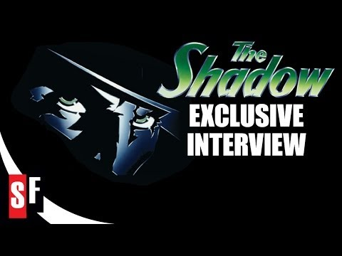 The Shadow 1994 Alec Baldwin, David Koepp, and Penelope Ann Miller  HD