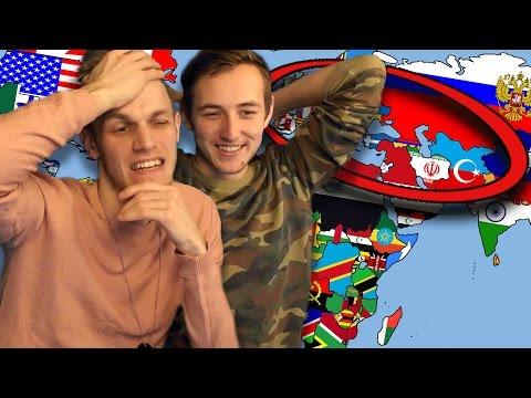 TOPOGRAFIE CHALLENGE | Milan en Jeremy