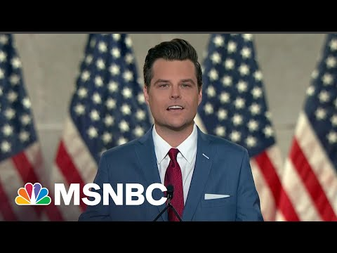 Why Republicans Cannot Wait To Turn On Matt Gaetz   All In   MSNBC