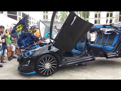 Hyundai Elantra Super Modificado Parte 2.