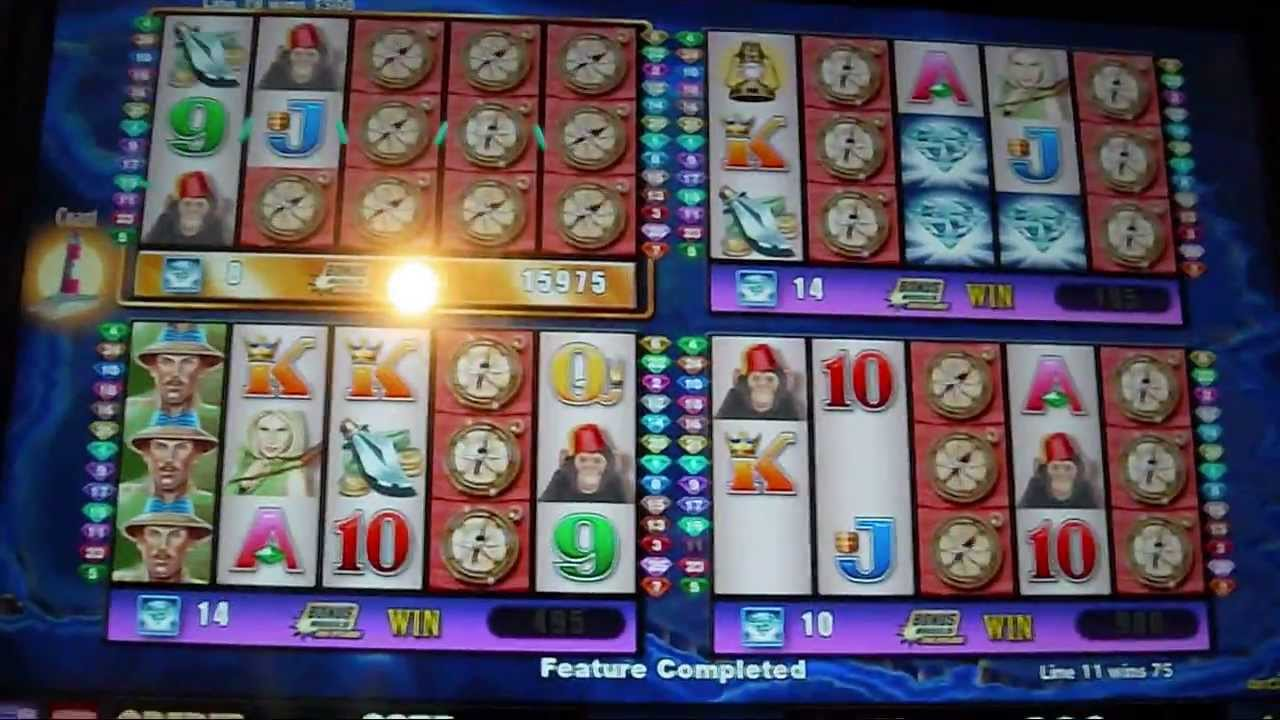 Free Online Video Slot Machines