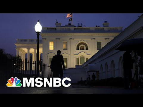 After Trump, Biden White House Has A Lot Fewer Leaks So Far   The 11th Hour   MSNBC