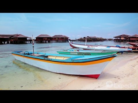 Mabul Island - City Video Guide