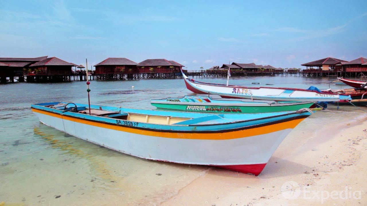 Mabul Island - City Video Guide