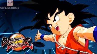THE MOST ANNOYING TEAM IN THE WORLD... - Dragon Ball FighterZ: GT Goku, Teen Gohan & Gotenks