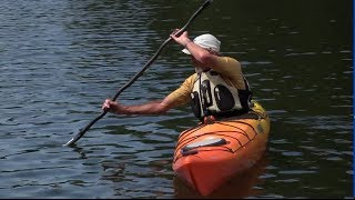 Kayak Draw Stroke - In Water Recovery - How to Paddle Series