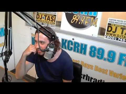 Adam Wise #Live on KCRH 89.9 FM's #TheMidDayMixUp!