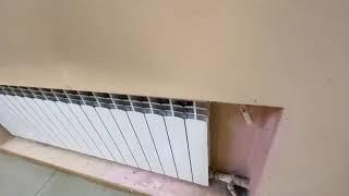 Бывает и так! Полностью алюминиевый радиатор на центральном отопление стоит ,и пока целёхонек пока!!