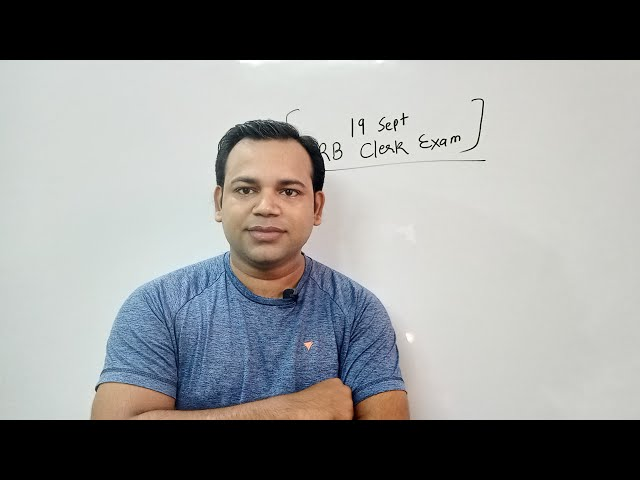 RRB CLERK 100% Easy 🔴 LIVE Review From exam centre (Telephonic)