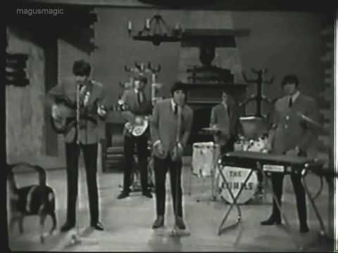 The Animals - It's My Life (Live, 1965) ♫♥50 YEARS