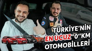 """Türkiye'nin En Ucuz Sıfır Otomobilleri """"100.000 TL""""   #ÖzelDosya"""