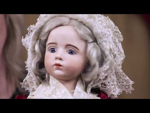 """I Only Wanted To Wonder"" - Dolls with Provenance and Other Rarities Part 1"