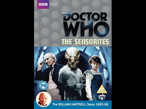 Doctor Who The Sensorites Review