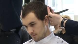 Обучение  мужским стрижкам в ERTEQOOB academy Андрей Крупчинский