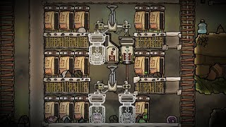 From Poo To Power! Oxygen Not Included Experiment - Ranching Upgrade