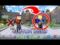 CUSTOM SKINS!!! Pixel Gun 3D Trick/Glitch Tutorial WORKING 2017