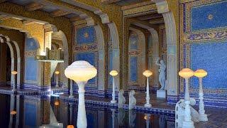 Hearst Castle, San Simeon,CA, USA 1080p HD