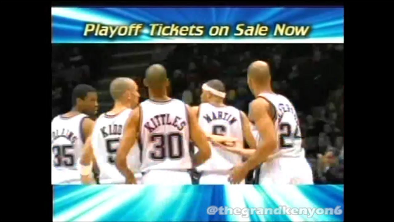 New Jersey Nets 2004 playoff tickets commercial - II - YouTube 1488c6b74
