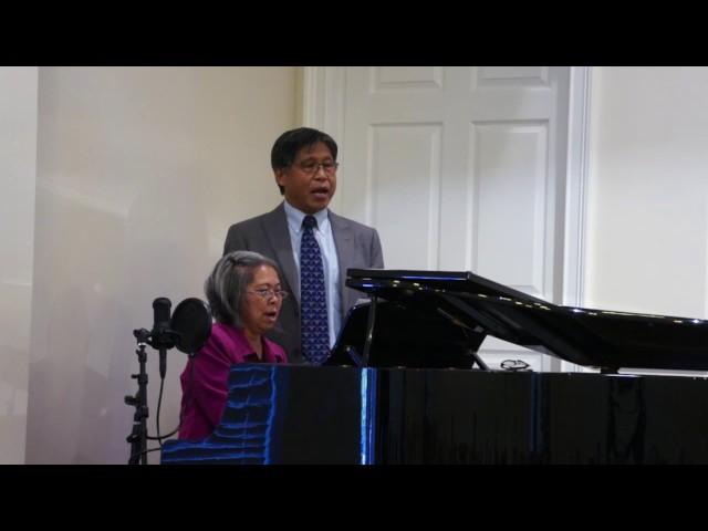 Oh Glorious Love - Mateo and Elva Aggabao