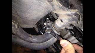 How to cut exhaust on Yamaha XV 125/250 Virago