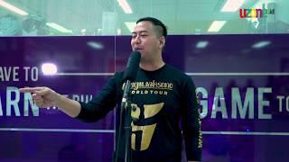 Pandji Pragiwaksono Tidak Takut Dikunci Di Ruang Mayat MP3