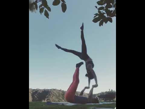 Ian Somerhalder Yoga