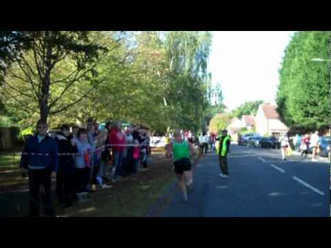 Maidstone Half Marathon, 2011, from a runners perspective, by Trek and Run