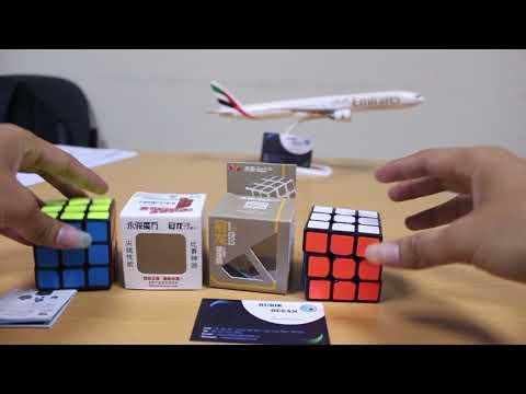So sánh Guanlong và Guanlong Plus NEW - Review by Rubik Ocean