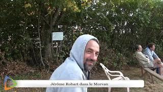 Morvan : Jérôme Robart conte Giono, à Saint-Germain-de-Modéon.