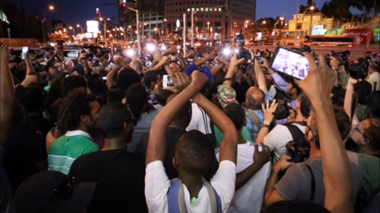 Ethiopian Jews Flood Streets Of Tel Aviv In Protest Against Police Brutality & Racism