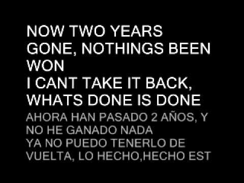 Backstreet Boys -The call lyrics y traduccion