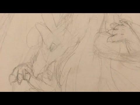 Sketch (air Dragon)