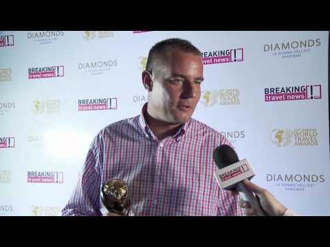 David Posch, General Manager - Diamonds Dream of Africa, Kenya