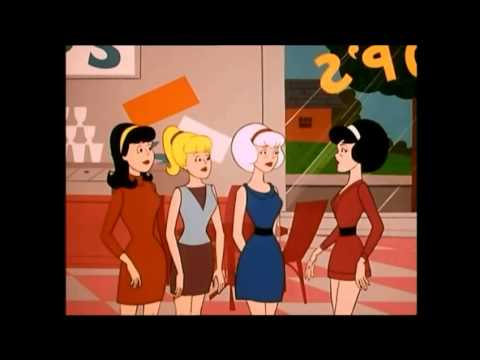'Sabrina The Teenage Witch' Cartoon TV Intro (1971) | Doovi