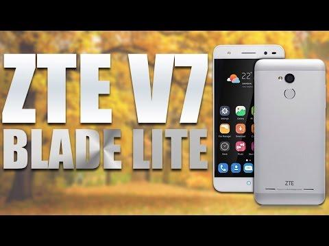 Testujemy ZTE Blade V7 Lite