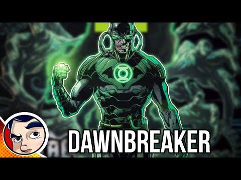 "DC Metal ""Dawnbreaker, Batman as Evil Green Lantern"" - Rebirth Complete Story"