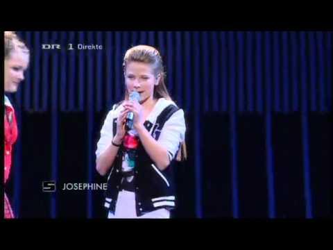 "Josepphine ""Kærestebrev"" - MGP 2012"