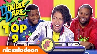 Top 9 Kenan & Kel Double Dare Moments | Nick