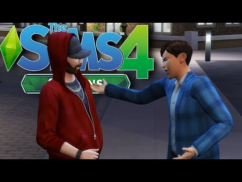 CURSED OPENING DO NOT WATCH | The Sims 4 SEASONS Gameplay/Let's Play #19 thumbnail