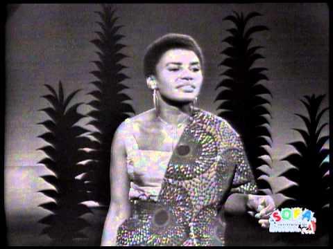 "MIRIAM MAKEBA on ""The Ed Sullivan Show"""